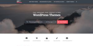 Las 10 mejores plantillas gratis para WordPress